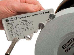 TTS-100 Posizionatore per utensili da tornitura