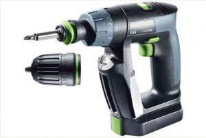 Cordless drill CXS Li 2,6-Plus