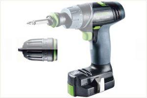 Cordless drill TXS Li 2,6-Plus