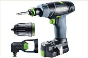 Cordless drill TXS Li 2,6-Set
