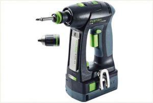 Cordless drill  C 18 Li 5,2-Plus