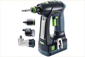 Cordless drill C 18 Li 5,2-Set