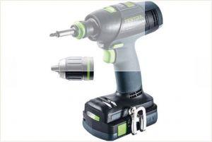 Cordless drill T 18+3 Li 3,1-Compact