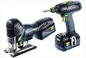 Kit di montaggio a batteria T 18+3/PSC 420 Li 5,2-Set