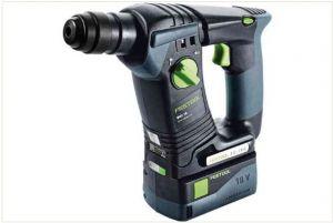 Cordless hammer drill  BHC 18 Li 5,2-Plus