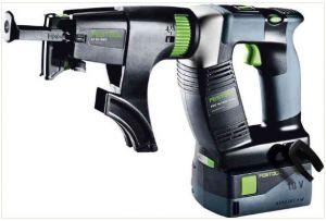 Cordless construction screwdriver DURADRIVE DWC 18-4500 Li 5,2-Plus