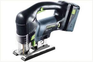 Cordless pendulum jigsaw CARVEX PSBC 420 Li 5,2 EB-Plus