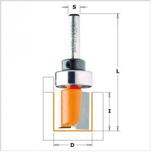 Pattern router bits, short series 911.160.11B
