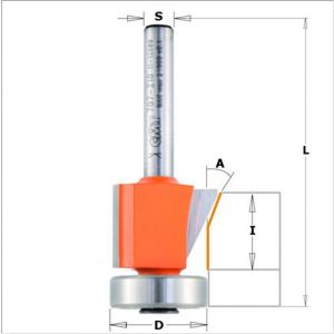 Bevel trim router bits 907.210.11