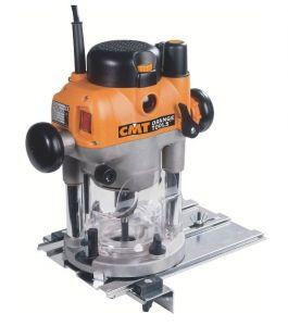 CMT7E Elettrofresatrice 2400W con dotazione standard