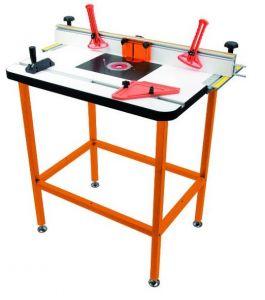 999.110.00 Nuovo tavolo professionale per elettrofresatrice