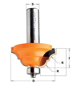 Roman ogee router bits 941.880.11