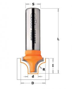 Decorative bearing router bits 965.903.11