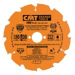 ITK Plus diamond circular saw blades for ultra-hard materials 236.160.10H
