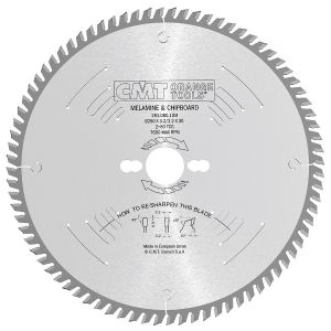Industrial laminated and chipboard circular saw blades 281.108.14M