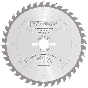 Industrial rip & crosscut circular saw blades 285.054.18M