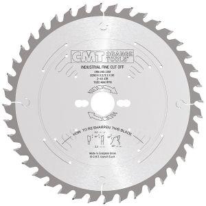 Industrial rip & crosscut circular saw blades 285.072.12M