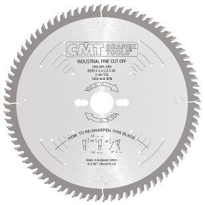 Industrial finishing circular saw blades 285.160.48H