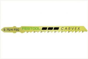Jigsaw blade S 75/4 FSG 5X