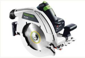 Sega circolare a cappa oscillante HK 85 EB-Plus-FS