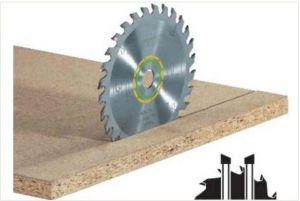 Universal saw blade 260x2,5x30 W60