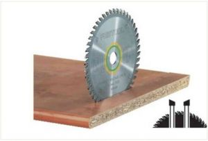 Fine tooth saw blade 190x2,4 FF W48