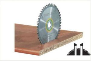 Fine tooth saw blade 260x2,5x30 W80