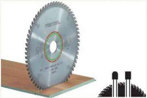 Special saw blade 225x2,6x30 TF64