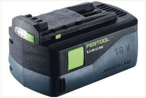 Battery pack BP 18 Li 5,2 AS