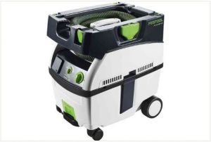 Mobile dust extractor CLEANTEC CTL MIDI