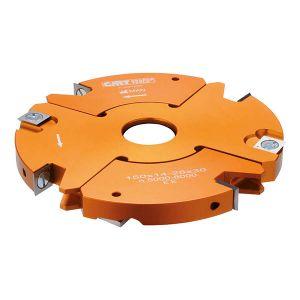 2 piece adjustable grooving sets 694.021.30