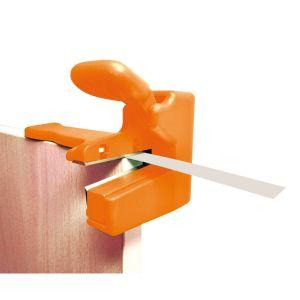 Edge banding end trimmer DET-002