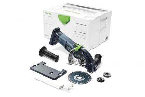 Sistema di taglio a mano libera a batteria DSC-AGC 18-125 FH Li EB-Basic