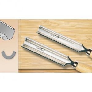 STUBAI Roughing-out gouge 700819, heavy duty 19 mm