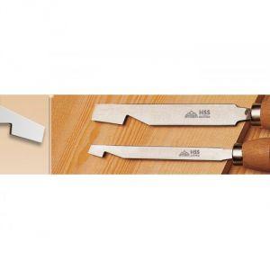 703525 STUBAI Scraper, square/ side cut 25 mm