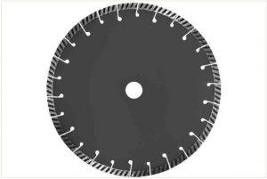 Diamond cutting disc ALL-D 125 PREMIUM