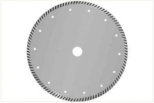 Diamond cutting disc ALL-D 125 STANDARD
