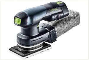 Levigatrici RUTSCHER a batteria RTSC 400 Li 3,1-Set