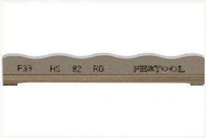 Spiral blade HS 82 RG
