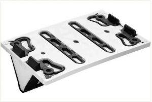 V-groove profile sanding pad SSH-STF-LS130-V10
