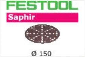 Disco abrasivo STF-D150/48 P24 SA/25 Saphir