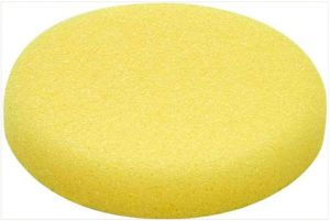 Polishing sponge PS STF D125x20 YE/5