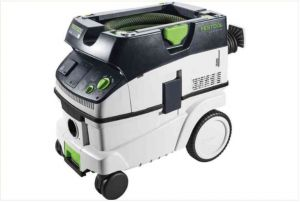 Mobile dust extractor CTL 26 E CLEANTEC