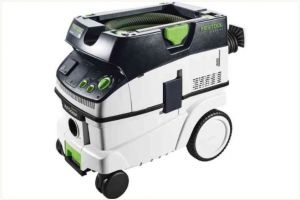 Mobile dust extractor CTL 26 E AC CLEANTEC