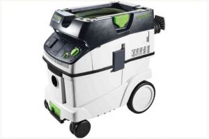 Mobile dust extractor CTL 36 E CLEANTEC