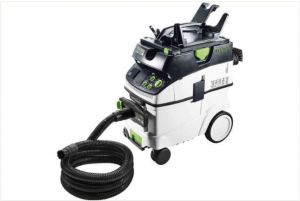 Mobile dust extractor CTM 36E AC-Planex CLEANTEC