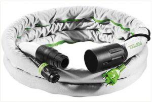 Tubo flessibile d'aspirazione D 27/22x3,5m-AS-GQ/CT