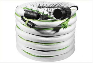 Tubo flessibile d'aspirazione D 32/22x10m-AS-GQ/CT