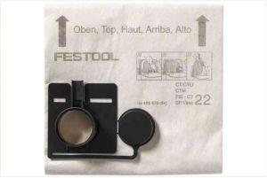 Sacchetto filtro FIS-CT 22 SP VLIES/5